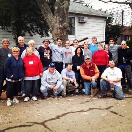 Hurricane Sandy - JSA Gives Back
