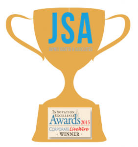 JSA for the Win - Innovation and Excellence 2015 Awards