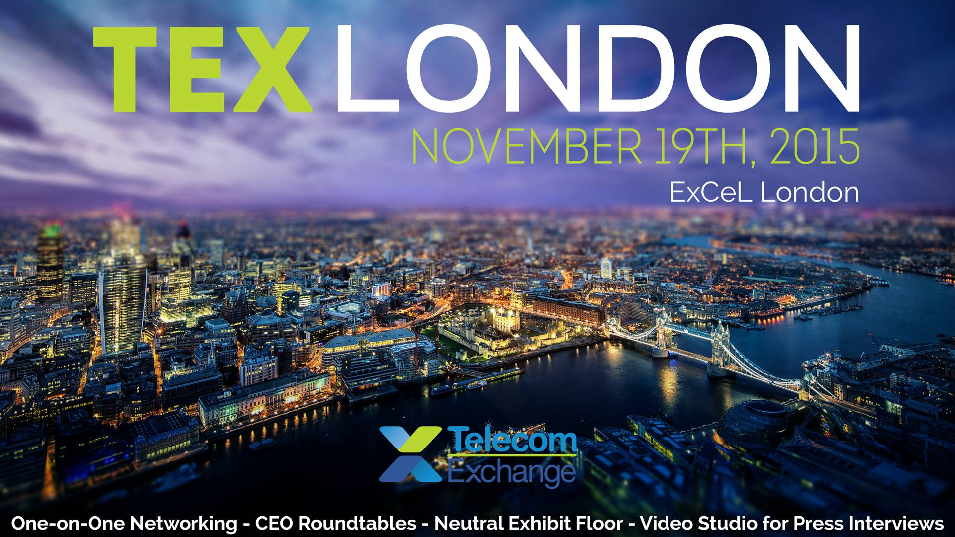 Telecom Exchange London 2015