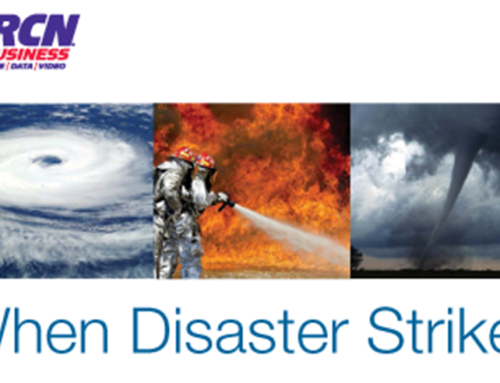 RCN Business – When Disaster Strikes; Having the Right IT Partner