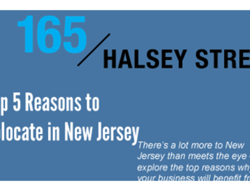 165 Halsey Street – Top 5 Reasons to Colocate in NJ