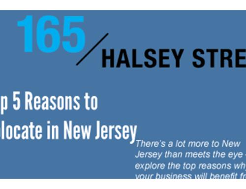 165 Halsey Street – Top 5 Reasons to Colocate in NJ
