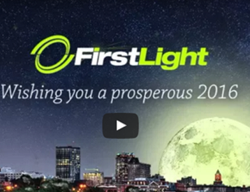 FirstLight 2015 Animated Holiday eCard