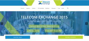 TEX New Website Homepage