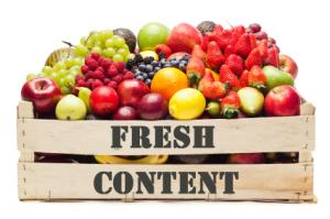 Fresh-website-content