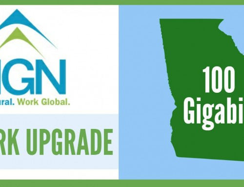 NGN Boosts Network Capacity to 100 Gigabits