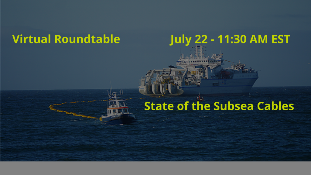 Subsea Cable RT Slider