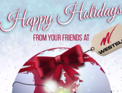 Westell 2015 Animated Holiday eCard