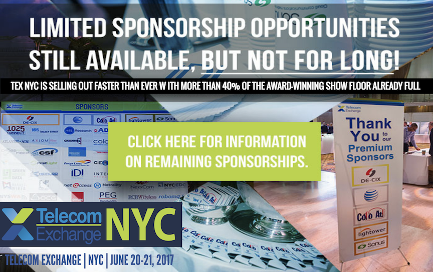 TEX NYC 2017 - Limited Sponsorships