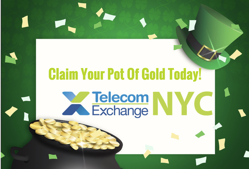 Claim Your TEX NYC 2017 Pot of Gold