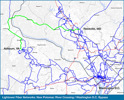 Lightower Fiber Networks - Potomac River Crossing - Washington DC Bypass-LoRes