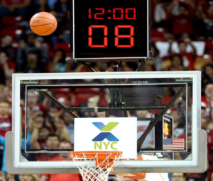 TEX Shot Clock
