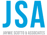 JSA – Jaymie Scotto & Associates Mobile Retina Logo