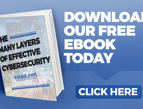 New eBook Alert! Host.net Releases Cybersecurity Guide