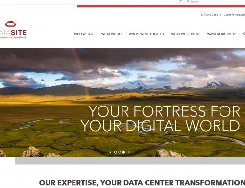 DataSite – Company Website Design