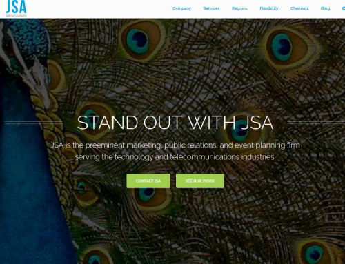 Have You Explored Our New Website – JSA.net?