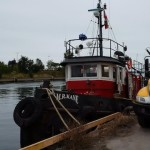Crosslake Fibre Marine Survey