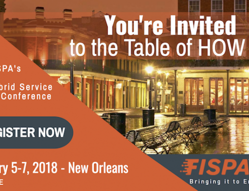 Still Seats Left at the Table of HOW TO at FISPA Live in the Big Easy