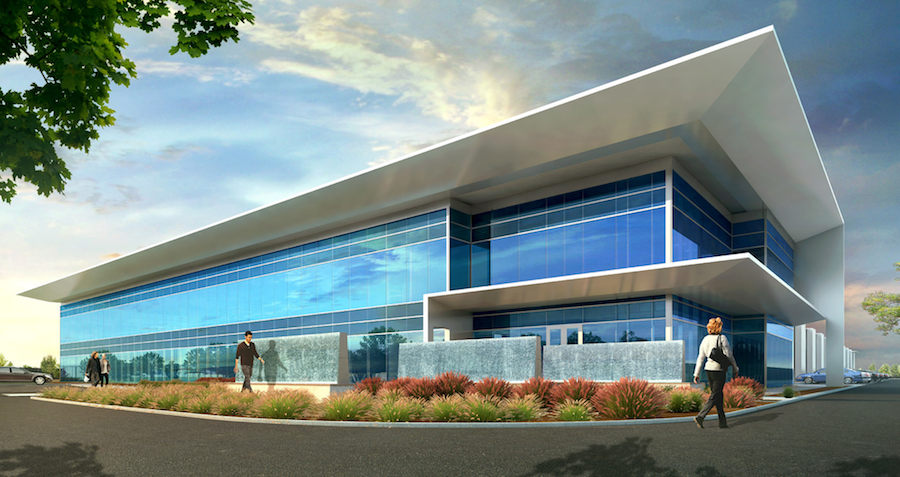 DFW3 Data Center