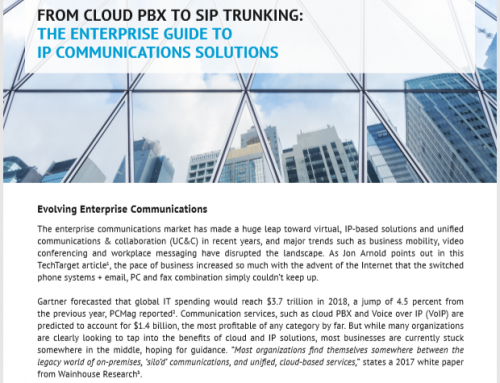 Brightlink SIP Trunking e-book
