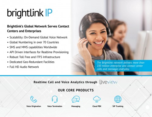Brightlink Tradeshow Booth Display