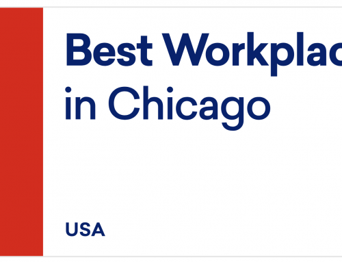 Maven Wave is Recognized for Being One of the 2018 Best Workplaces in Chicago