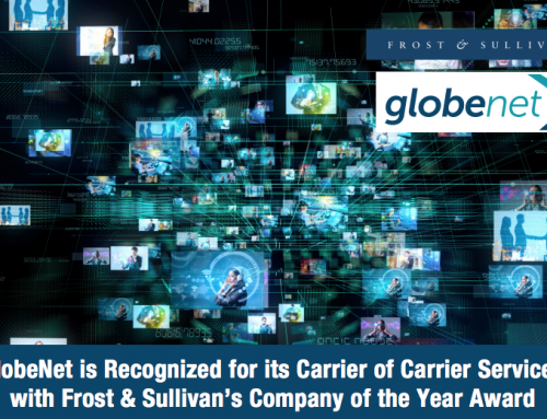 GlobeNet Named Frost & Sullivan's 2018 Company of the Year in the Latin American Carrier of Carrier Services Market