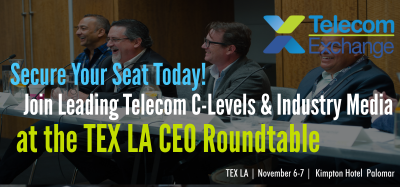 TEX LA 2018 - CEO Roundtables