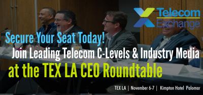 TEX LA 2018 - CEO Roundtables
