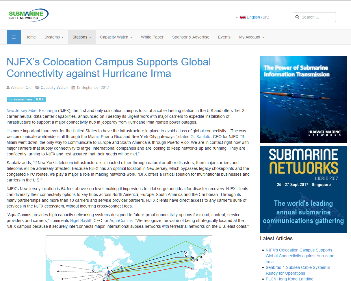 Submarine-Cable-Networks - JSA - Jaymie Scotto & Associates
