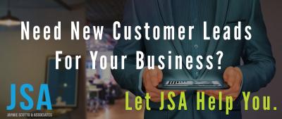 JSA - Lead Gen Services