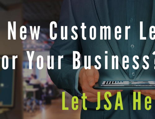 Let JSA Lead You to New Leads with Competitive Lead Gen Services