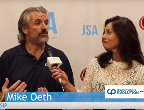 JSA TV Catches Up with OnSIP, Telesystem, & Versa Networks at #CPEvolution