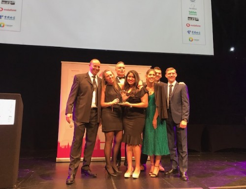 "The Sphere Wins ""Best Cloud Innovation"" at Capacity's Global Carrier Awards 2018"