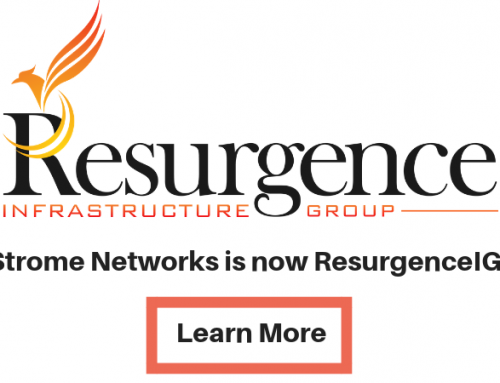 Acquisition News: Strome Networks is Now ResurgenceIG
