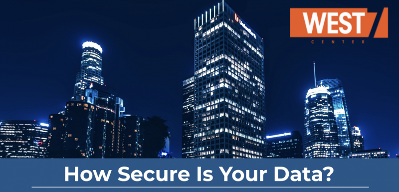 West 7 Data Security Data Center
