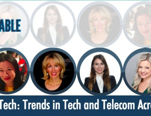 "Not to Miss! ""Women in Tech: Trends in Tech and Telecom Across Canada"" Virtual CEO Roundtable Airs Nov. 16"