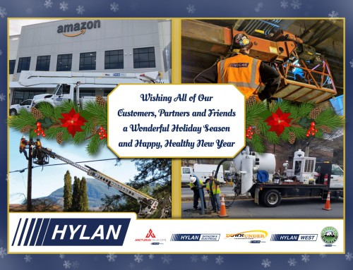 Hylan 2018 Holiday eCard