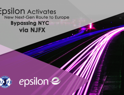 Epsilon Activates New Next-Gen Network Route to Europe, Bypassing NYC at the NJFX CLS