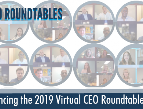 Call for Speakers for JSA 2019 Virtual CEO Roundtables #AI #Blockchain #5G #IoT #WomeninTech #DataCenter & More!