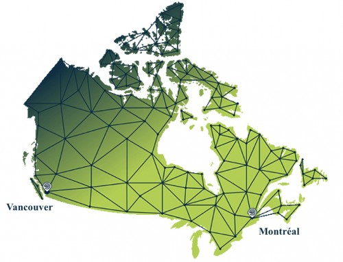 eStruxture:  The Case for Bicoastal Colocation in Canada