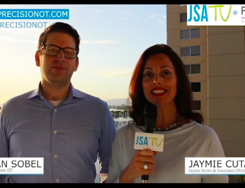 Precision OT Talks SDN, 200G, 400G and More Optical Networking Trends on JSA TV