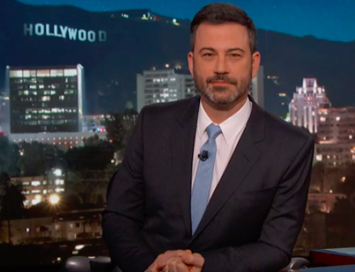Jimmy Kimmel Gives a Huge Shout Out to Mighty Oakes Heart Foundation