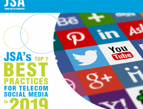 JSA's Top 7 Best Practices for Telecom Social Media in 2019 (eBook)