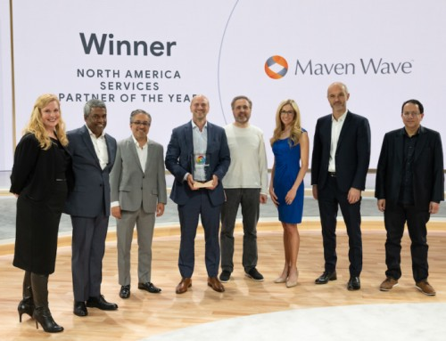 Google Recognizes Maven Wave with SECOND Consecutive Services Partner of the Year Award