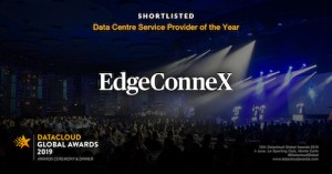 EdgeConneX Data Center Award