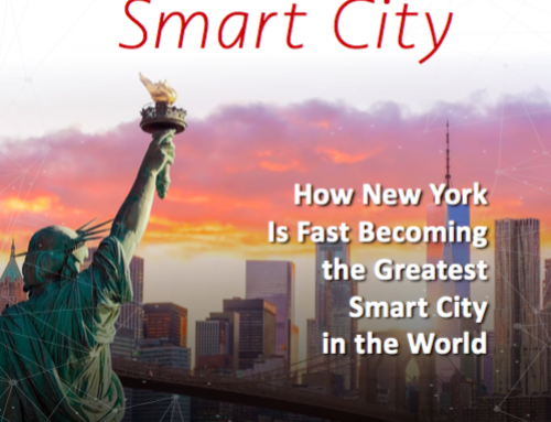 """How New York is Fast Becoming the Greatest Smart City in the World"": A New Hellman Electric eBook"