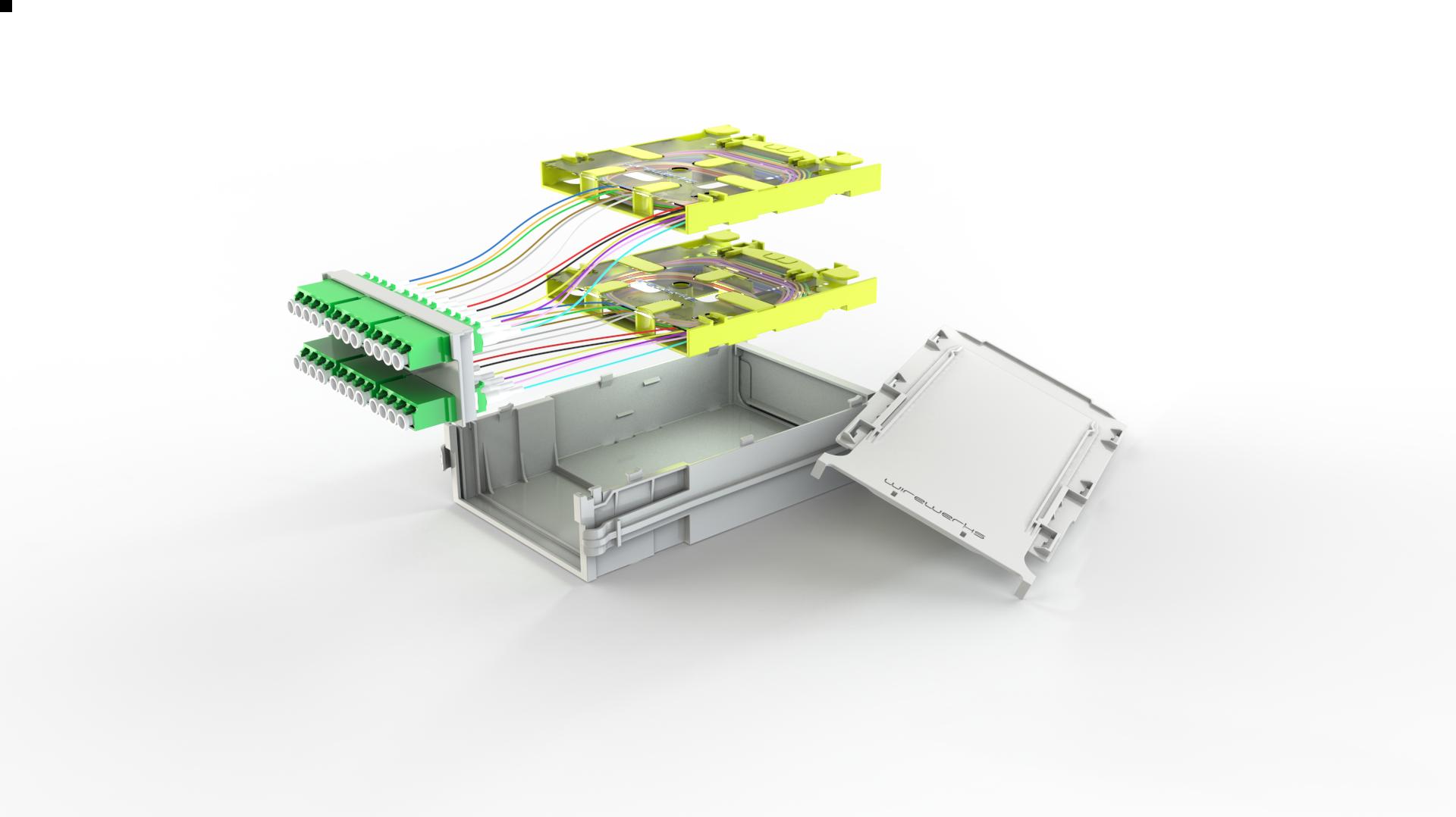 Wirewerks 3-Series Modules 3