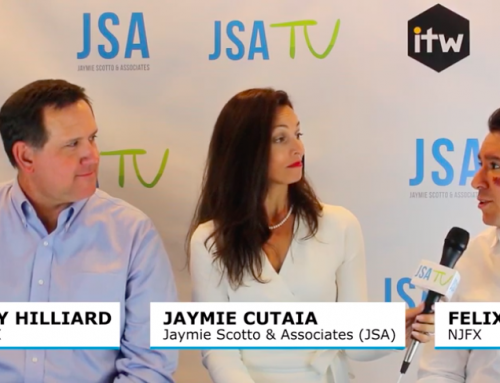 NJFX Discusses New Partnerships and Providing Connectivity to the EU and LATAM Markets at ITW 2019