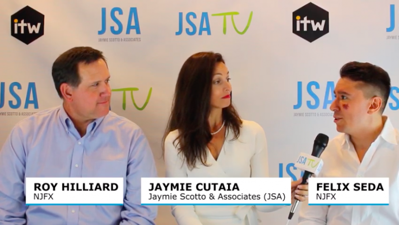 JSA TV with NJFX at ITW 2019
